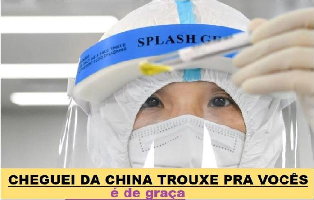 vacina da China